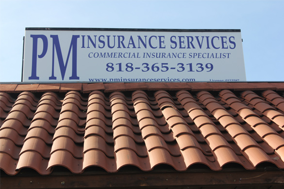 PM Insurance Services Outside