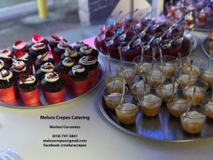 melura cupcakes at PM Insurance Services